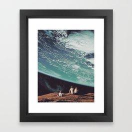 Astronomical Limits Framed Art Print