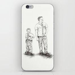 Called On A Mission iPhone Skin