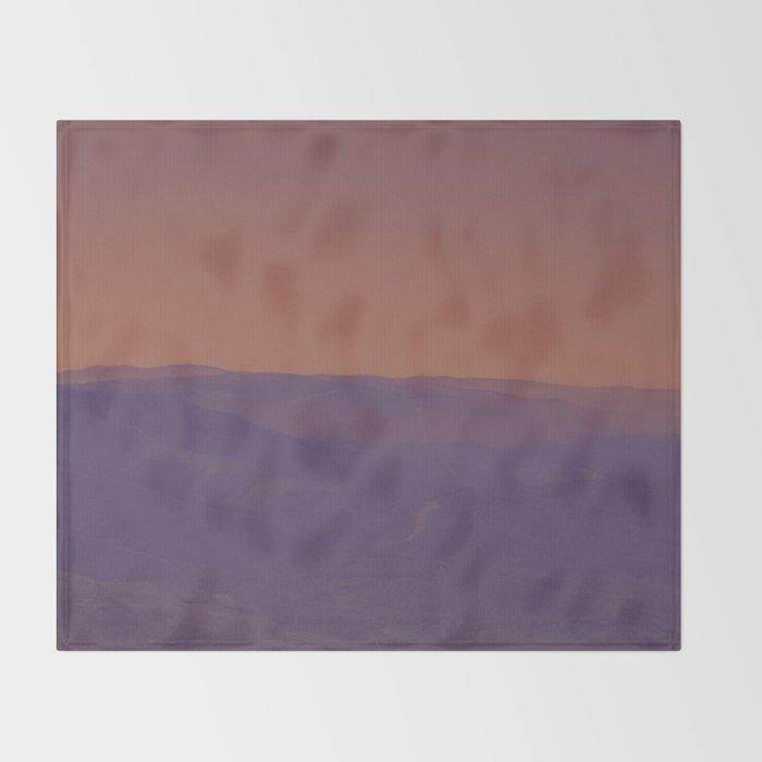 dawn Throw Blanket