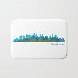 Philadelphia city pen Bath Mat
