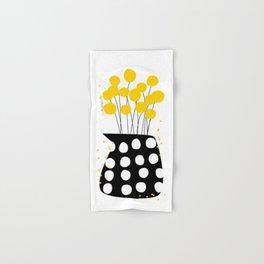 Craspedia Hand & Bath Towel