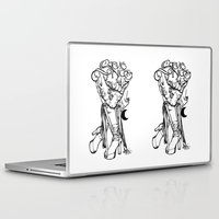 stevie nicks Laptop & iPad Skins featuring Boots by Lynette K.