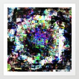 Liarliarp_a_n_tsonfire Art Print