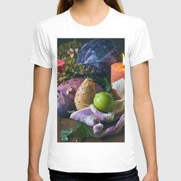 AUTUMNAL still life T-shirt