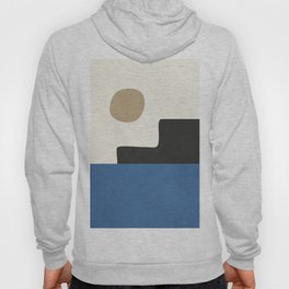 abstract minimal 30 Hoody