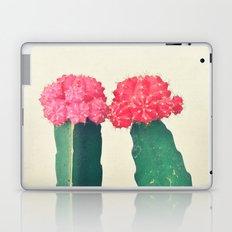 Plaid Cacti Laptop & iPad Skin