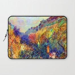 Camille Pissarro Mardi Gras Laptop Sleeve