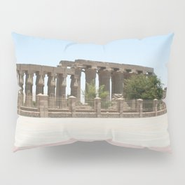 Temple of Luxor, no. 25 Pillow Sham