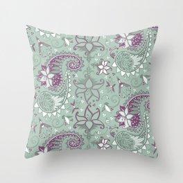 Filigreed Throw Pillow