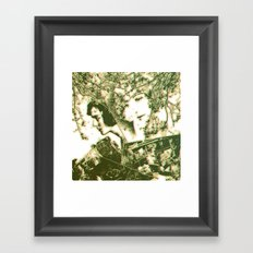 Nature Over Machines Framed Art Print