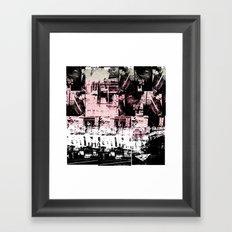 Concrete Jungle 1 Framed Art Print