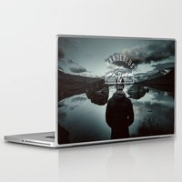 wanderlust Laptop & iPad Skins featuring Wanderlust by UtArt