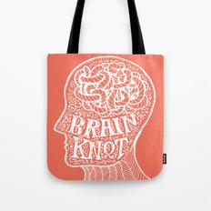 Brainknot Tote Bag