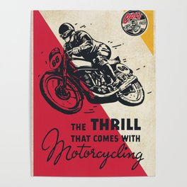The Thrill Poster
