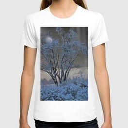 Evening Snow T-shirt