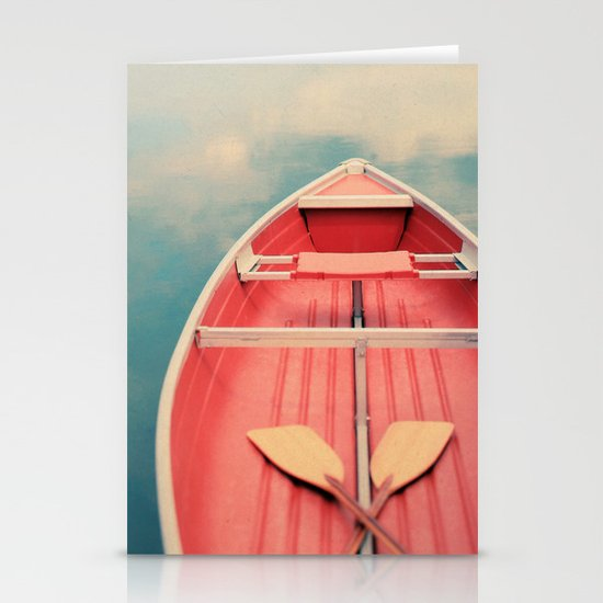 Floating On A Cloud Stationery Cards