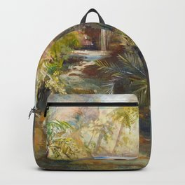 The mystery of the Gorge Backpack