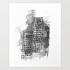 Salve Art Print