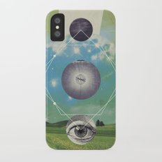 UNIVERSOS PARALELOS 006 iPhone X Slim Case