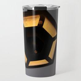 Hexagon Light Travel Mug