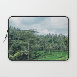 Ricefield in Ubud, Bali Laptop Sleeve