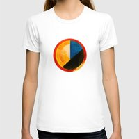 kandinsky T-shirts featuring BALANCE by THE USUAL DESIGNERS