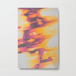 Sunny Recall Metal Print