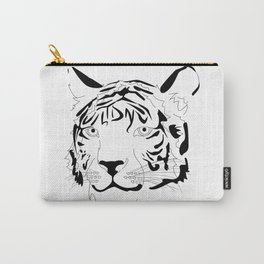El Tigre (The Tiger) Carry-All Pouch