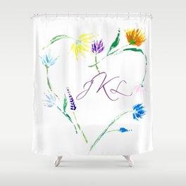 jig Shower Curtain
