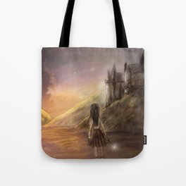 Hgwarts is our home Tote Bag