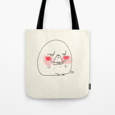 Disapproval Manatee Tote Bag