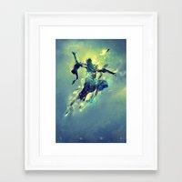 soul Framed Art Prints featuring Soul by Pete Harrison