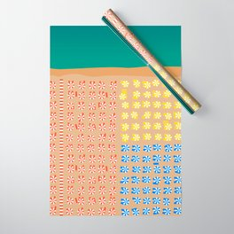Positano, Amalfi Coast, Italy Wrapping Paper