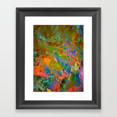 OPALESCENT Framed Art Print