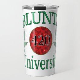 Blunts University  Travel Mug