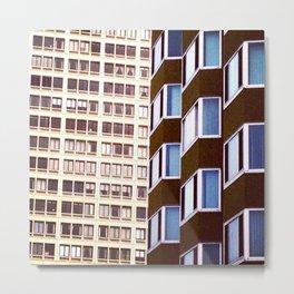 Apartment Envy Metal Print