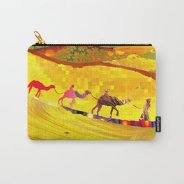 over the never ever ending sand Carry-All Pouch