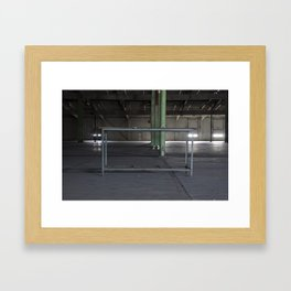 Tablewhataboutit Framed Art Print