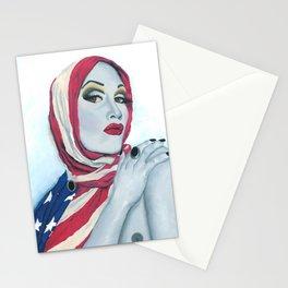 American Ladyboy Stationery Cards
