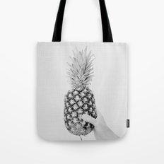 Pineapple Daze Tote Bag
