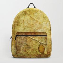 Golden Branch of Hope Backpack