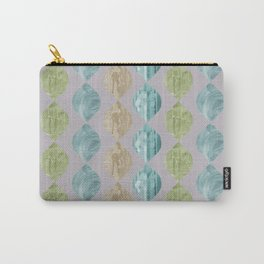 Ovoid Citrus Carry-All Pouch