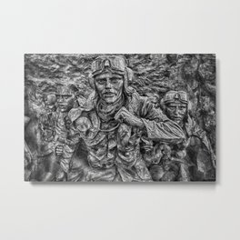 Battle of Britain Monument Metal Print