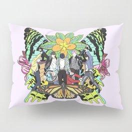 Bangtan Butterfly. Pillow Sham