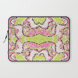 Psychedelic Haring Laptop Sleeve