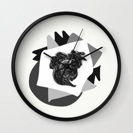 Cupnoodles Ardilla (Abstract) Wall Clock