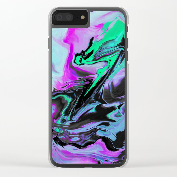 Qerg Clear iPhone Case
