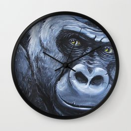 Striving to Live in Peace Wall Clock
