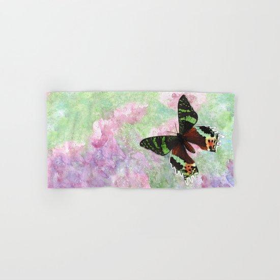 Urania Ripheus Butterfly Hand & Bath Towel