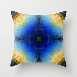 Too Blue G9070 Throw Pillow